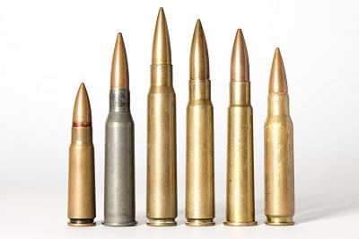 rifle calibers