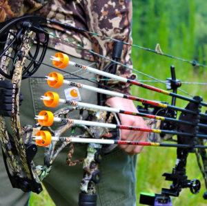 fob archery fletchings