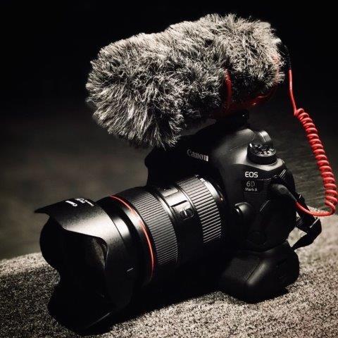 video camera for filiming hunts