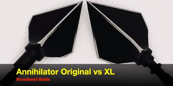 annihilator original vs xl