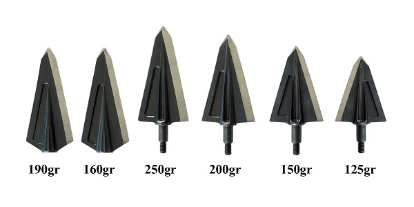 cutthroat broadheads lineup