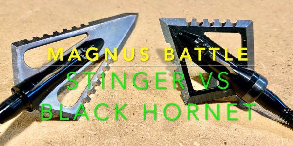magnus stinger buzzcut vs black hornet