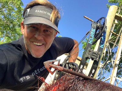ranch fairy troy fowler with dead hog and iron will broadhead