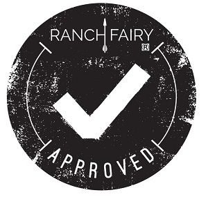 ranch fairy approved logo