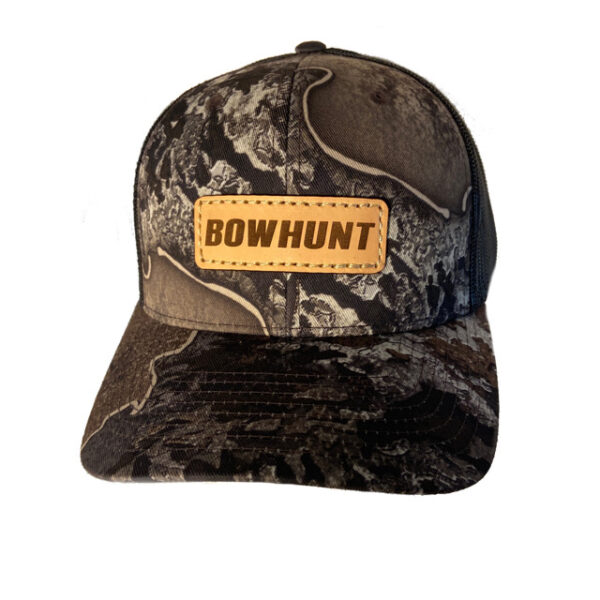 N1 outdoors bowhunt realtree xcape camo black
